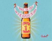 Cerveza La Pola