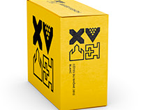 XAVIER VIGNON / rebranding proposal X11