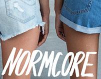 lookbook digital normcore | FARM