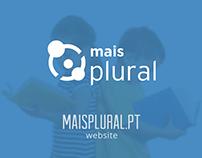 Mais Plural website