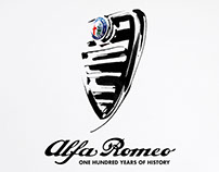 Alfa Romeo Official Art Posters