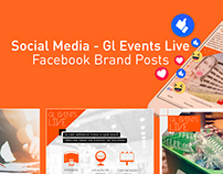Social Media - Gl Events Live