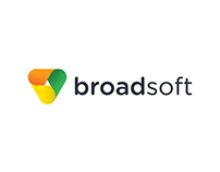 New Logo, Visual Identity, & Website for Broadsoft
