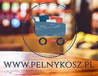 www.pelnykosz.pl - online store, rebranding