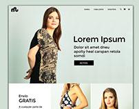 Website - Wordpress e-commerce - Modadel v2