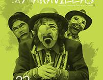 Afiche obra de teatro El Retablo de Las Maravillas