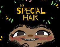 Book Dash: My Special Hair