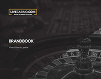 Brandbook + BJ Calculator – Livecasino.com