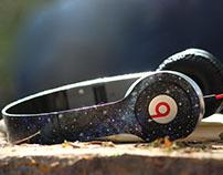 Hand painted Headphones