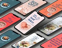 Social Media Story For Restaurant