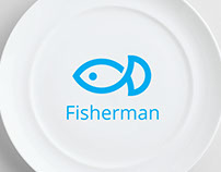 Fisherman-corporate identity