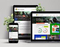 Microsoft Inspire - Incentive Scheme Project