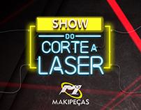 Show do Corte a Laser   CAMPANHA ONLINE