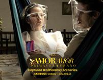 El Amor Amor I Fashion Film #CapturedwithGalaxyS20