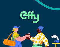EFFY — Branding