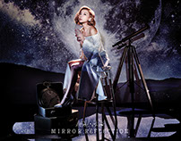 Vincy CD Album - Mirror Reflections