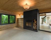 Nordic Architecture and Sleek Interior Design by FX Stu