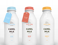 Desert Farms Camel Milk