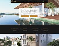 CBA website interface