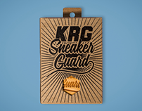 KRG Sneaker Guard packaging