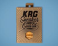 KRG Sneaker Guard packaging