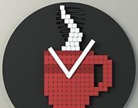 PixelSteamClocks