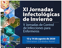 XI Jornadas Infectológicas de Invierno 2020