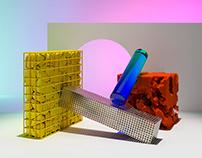 Materials & Colors