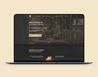 Landing Page для завода