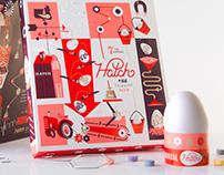 Hatch Egg Coloring Kit