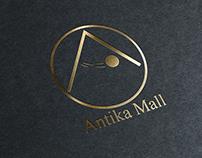 Antika Mall Identity