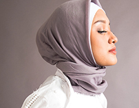 Hijab Fashion Photoshoot