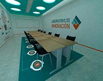 propuesta laboratorio de innovación gráfica/ espacio