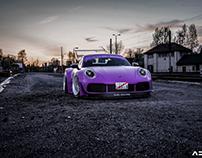 RWB Porsche 992 Concept   CGI