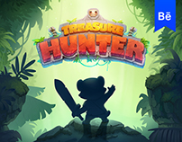 Treasure Hunter - Game Art