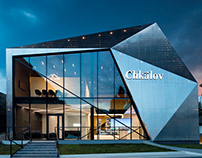 Chkalov Showroom (realisation)