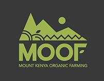 MOOF Logo Design