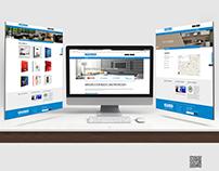 Airolam Laminates Website Design