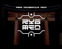 Ryomen - Free Display Font