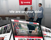 uwazaj.pl | We are on your side!