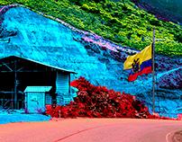 fotomanipulacion tricolor