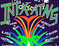 Intoxicating Typography