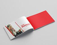 Sun Metal Catalog Design