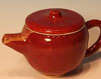 Cinnamon Teapot