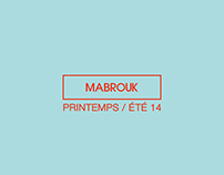 LookBook PE 14 / Mabrouk