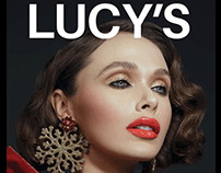 Cover story LUCYs magazine