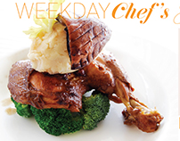 Weekday Chef's Special
