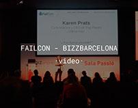FAILCON - BIZZBARCELONA - Show video