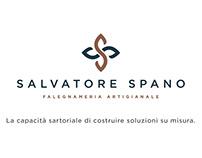 Salvatore Spano • Branding Identity
