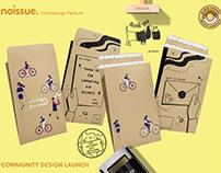 noissue Community Design x noissue Homepage - 06/08